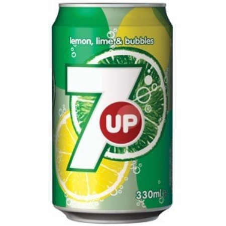 7up cans