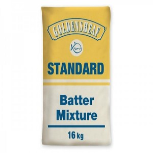 Golden Sheaf Batter Mix