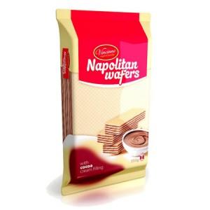 Napolitan Wafers Choc