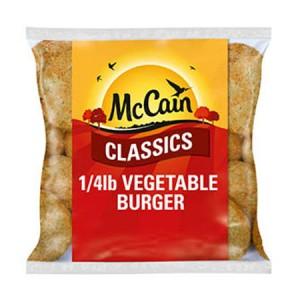 mccain veggie burger