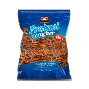 pretzel cracker