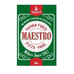 maestro pizza flour 16kg