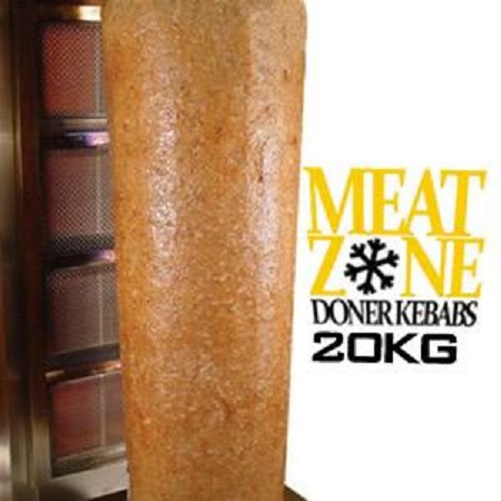 Meat Zone 20KG PLAIN