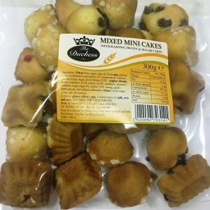 Mixed Mini Cakes