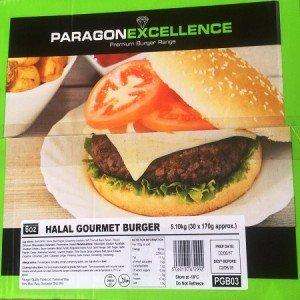 Gourmet Burgers Halal
